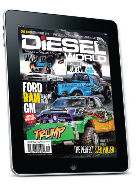Diesel World November 2017 Digital