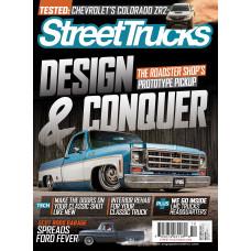 Street Trucks October 2017