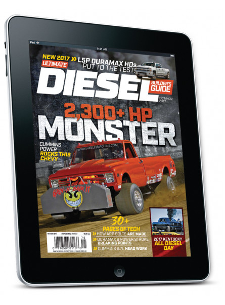 Ultimate Diesel Guide Oct/Nov 2017 Digital