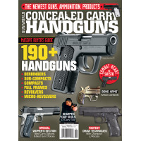 Concealed Carry Hand Guns - Spring 2013