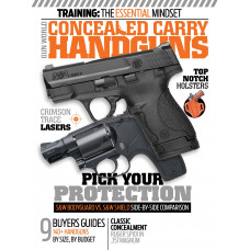 Concealed Carry Handguns Sep/Oct 2014
