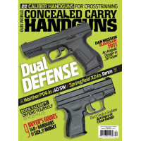 Conceal Carry Nov/Dec 2014