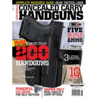 Concealed Carry Handguns - 2012