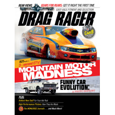 Drag Racer November 2012