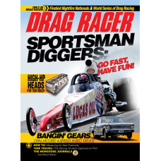 Drag Racer January 2013