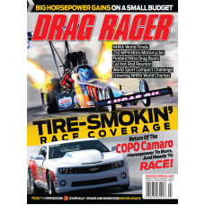 Drag Racer March 2013