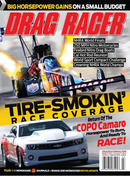 Drag Racer March 2013