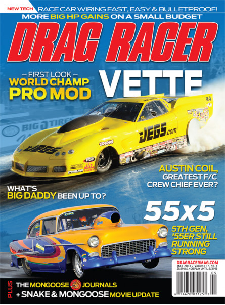 Drag Racer May 2013