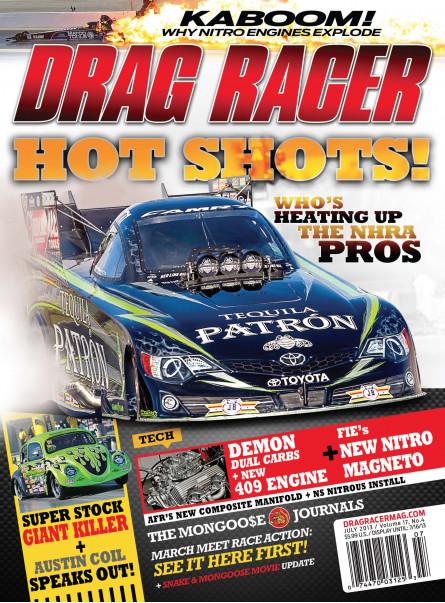 Drag Racer July 2013