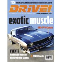 Drive! April 2015