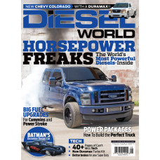 Diesel World Aug 2015