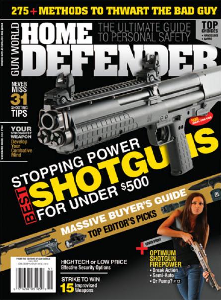 Gun World Home Defender Magazine 2012
