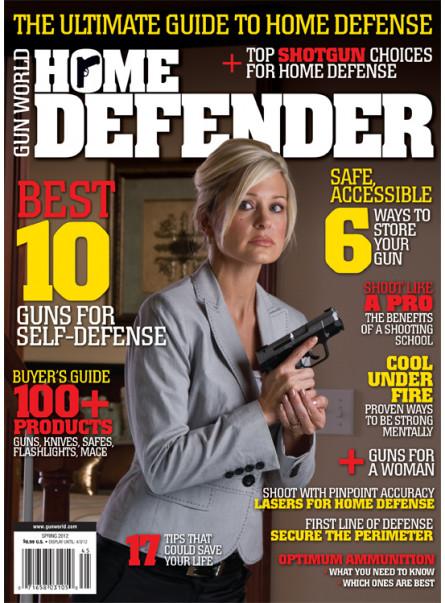Home Defender  Spring- 2012