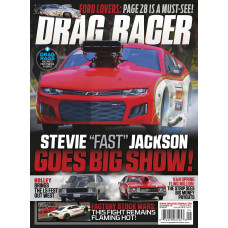 Drag Racer September 2017