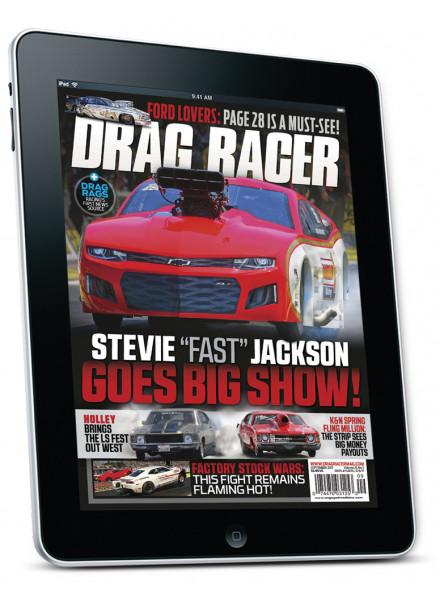 Drag Racer September 2017 Digital