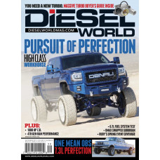 Diesel World September 2017