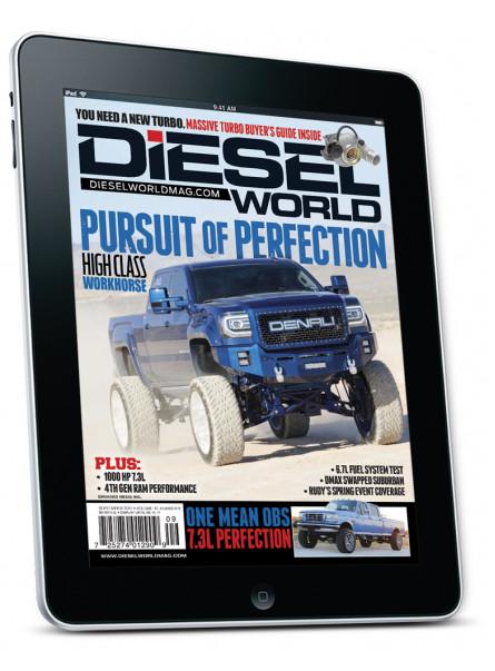 Diesel World September 2017 Digital