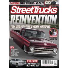 Street Trucks August 2017