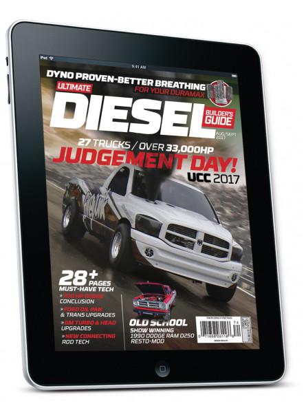Ultimate Diesel Guide Aug/Sep 2017 Digital