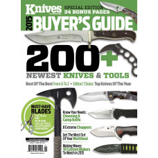 Knives Illustrated Jan/Feb 2015