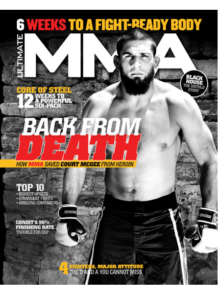 Ultimate MMA November 2012