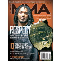 Ultimate MMA March 2013