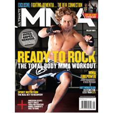 Ultimate MMA May 2013