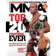 Ultimate MMA December 2012