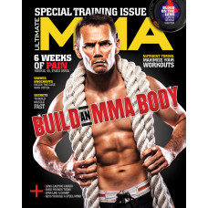 Ultimate MMA January 2013