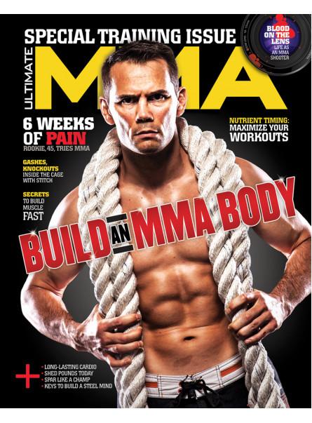 Ultimate MMA January 2013