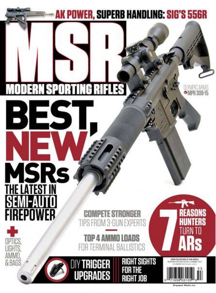 Modern Sporting Rifle Summer 2015