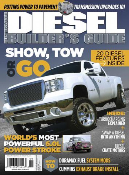 Ultimate Diesel Guide Oct/Nov 2014
