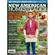 New American Homesteader Summer 2015