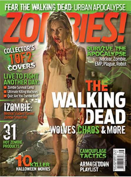 Zombies – FEAR THE WALKING DEAD SERIES - Collector's Covers 1 of 2