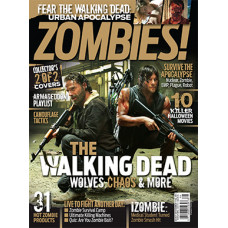 Zombies - Rick and Daryl - Collector's Covers 2 of 2