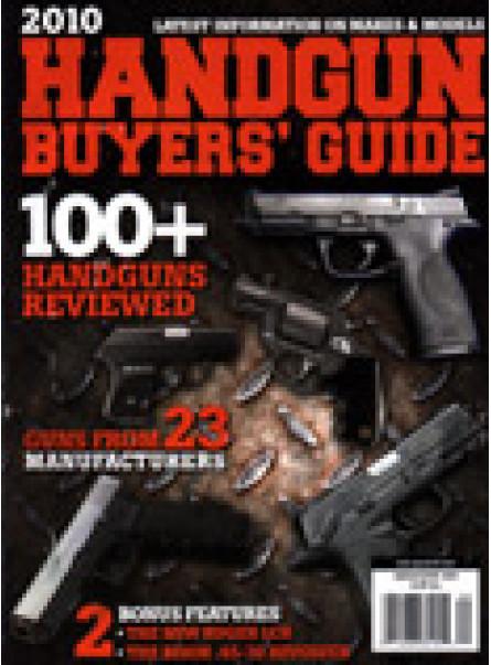 2010 Handgun Buyers' Guide