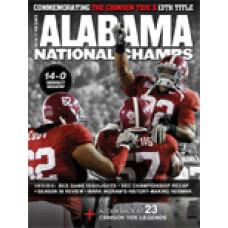 Alabama National Champs