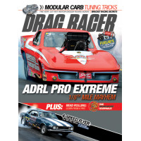 Drag Racer September 2012