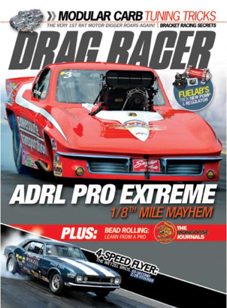 Drag Racer September 2012