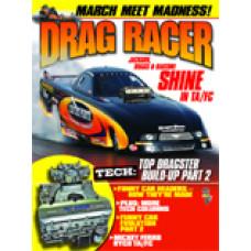 Drag Racer July 2009