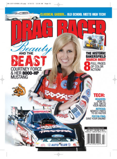 Drag Racer July 2012