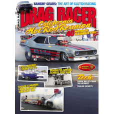 Drag Racer March 2012