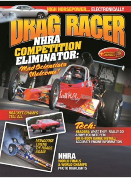 Drag Racer May 2011
