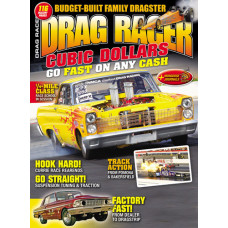 Drag Racer July 2011