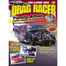 Drag Racer September 2011