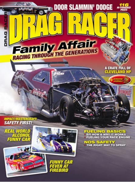 Drag Racer September 2011