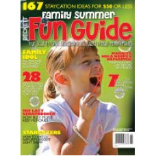 Family Summer Fun Guide - Staycations