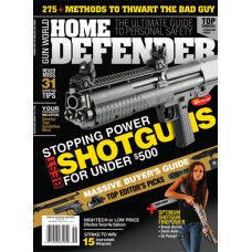 Gun World Home Defender Fall Magazine 2012
