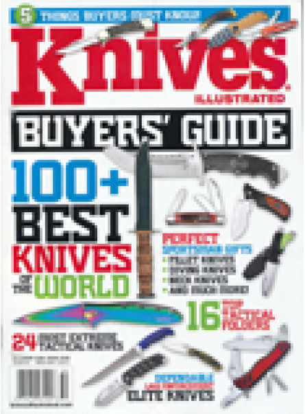 Knives Illustrated Buyers Guide Holiday 2010