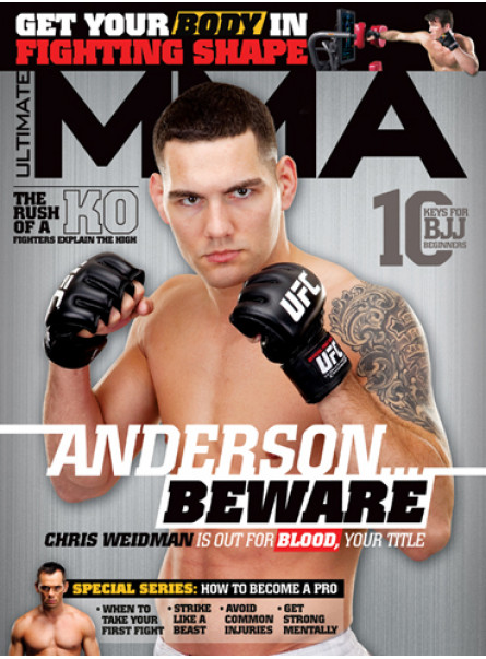 Ultimate MMA September 2012
